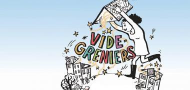 Vide grenier 2017 Butte Bergeyre