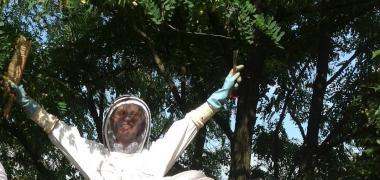 170 Kg de miel récolté